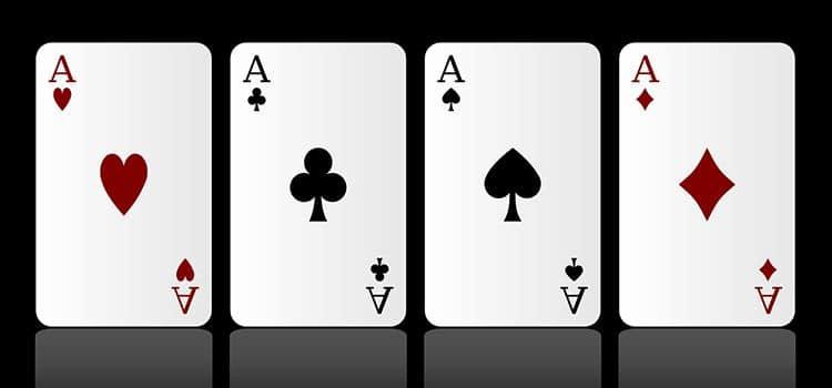 4 assi da giocare
