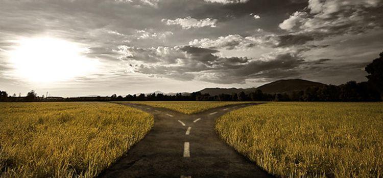 Due possibili strade