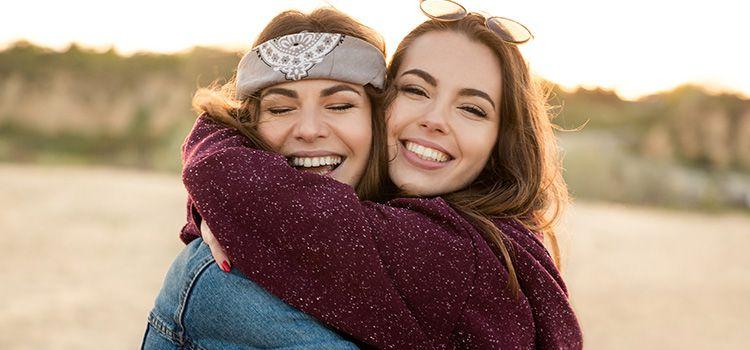 Come farsi perdonare da un'amica
