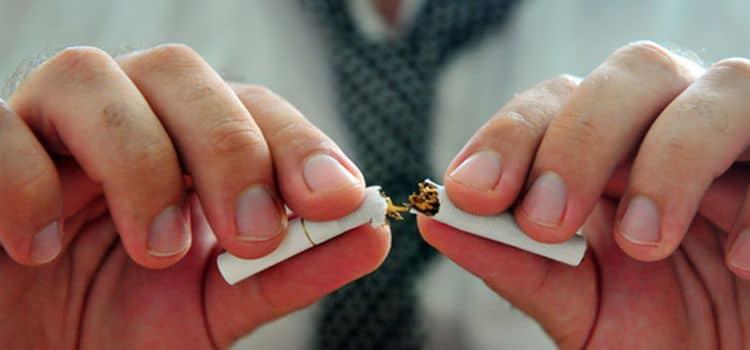 Dipendenza da tabacco, addio!