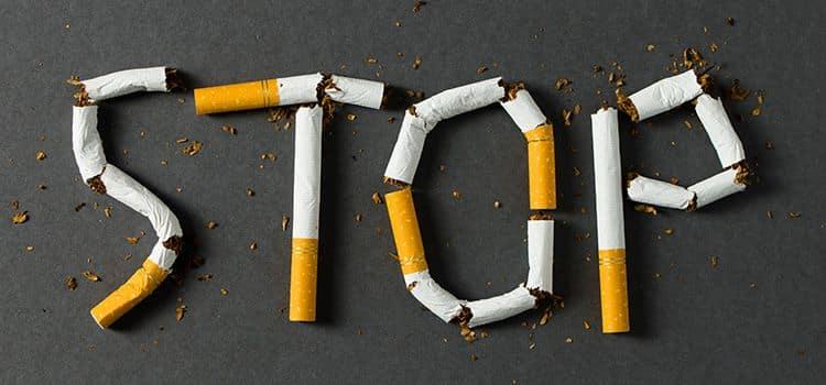 Voglio smettere di fumare