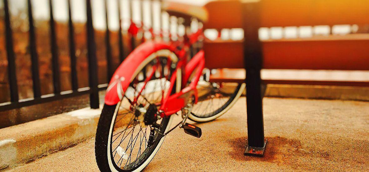 L'universo e la bici nuova