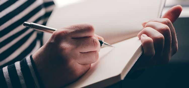 Scrivere il diario Emotivo