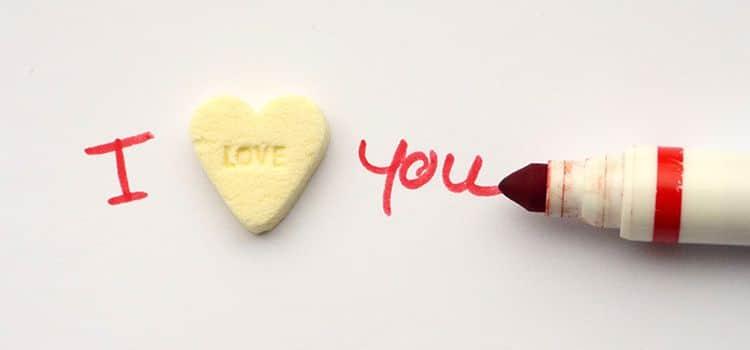 Ti voglio bene o ti amo
