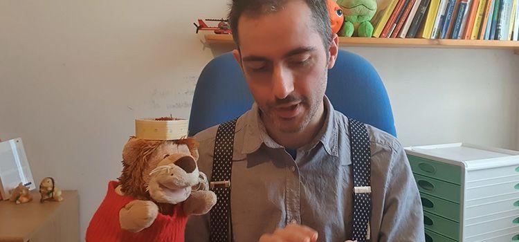 Video per bambini con Leoncino