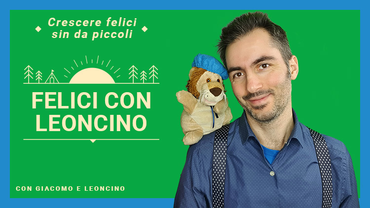 Felici con Leoncino